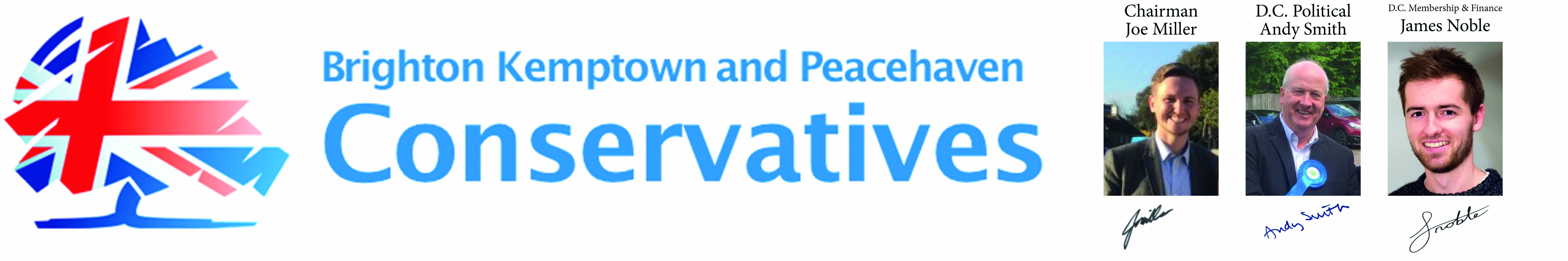 Your Brighton Kemptown & Peacehaven Conservative Association